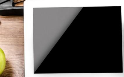 Duet Display Mirrors Mac Screen